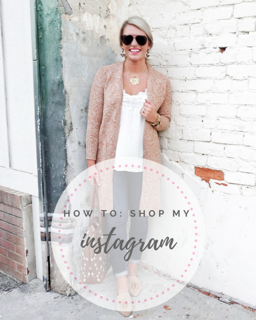 How to Shop My Outfits from My Instagram Posts + Blog ...